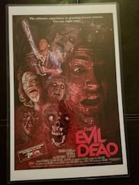 Evil Dead Posters Version 3 Bunker Hill, 25413