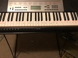 Electric keyboard for sale With stand and cord