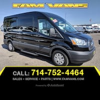 2016 Ford Transit Wagon Fountain Valley, 92708