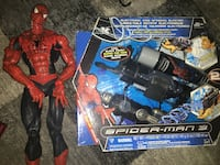 Spider-Man collectables  Newmarket