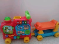 toddler's multicolored plastic toy Richmond
