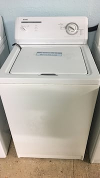 Apartment size Kenmore washer