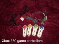 Xbox 360 controllers and headset Fayetteville, 28305