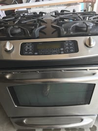 gray and black gas range oven Sherwood Park, T8H 2T6