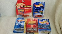 5 New collectable Chevy Cars, see description. Manassas