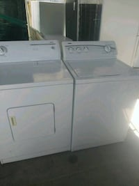 Nice set washer and gas dryer kenmore