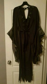 women's black witch costume Newmarket