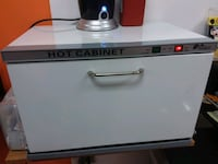 Hot Cabinet for hot towels  Stafford, 22554
