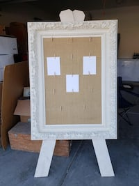 Solid Wood Wedding Seating Chart-3'x4' Glendale, 85308