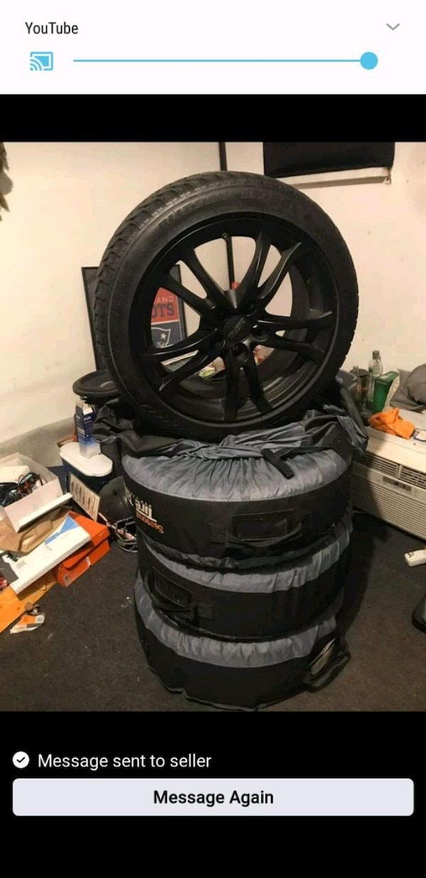 Winter wheels and tires 5×120 17 inch  f8d3257b-7e37-4968-8180-a0bfbeafc86a
