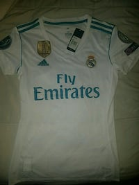 Real Madrid women soccer jersey West New York, 07093