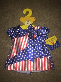 July 4th American Dress Build a Bear Calgary, T3L 0B5