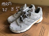 Adidas temper run size 8.5 running shoes Vancouver, V5V 1R9