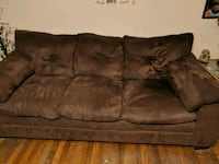 Couch &Loveseat Used