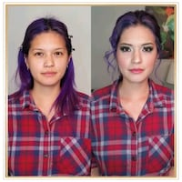 Professional Makeup & Hair Stylist Vancouver