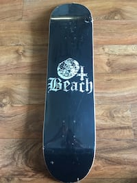 Skateboard deck New Santa Monica, 90401