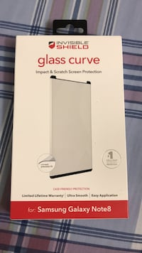 screen protector for: note 8 Kettering, 45440