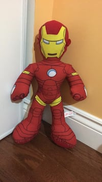 Iron Man plush toy