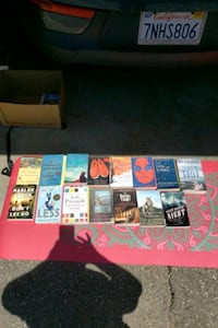 Books, great reads. Great Authors Port Hueneme, 93041