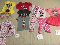 Minnie Mouse Girl Clothes