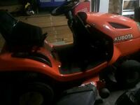 red and black ride on mower Winchester, 22603