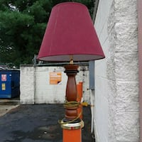 red and black lamp District Heights, 20747