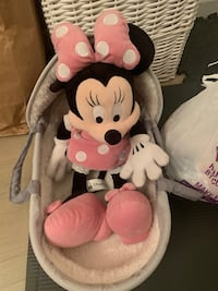 Minnie with baby carrier and doll dance bag  Poughkeepsie, 12601