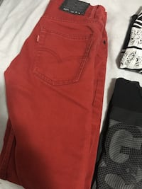 Levi's and Guess T shirt for boy 10-11 year old Prince George, V2N 1B4