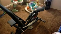 black and green elliptical trainer Marysville, 95901