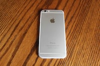Silver iPhone 6 (64gb)