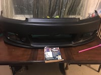 black and brown wooden TV stand Hamilton, L8H