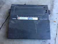 Brother Electronic Typewriter ZX-30 Rowland Heights, 91748