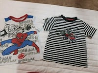 Boys T shirts size 6 and 6x Waterloo, N2L 4M4