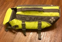 USED ONCE! TOP PAW Reflective Dog Life Jacket Indianapolis, 46204