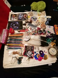 Toy and Art supplies bundle