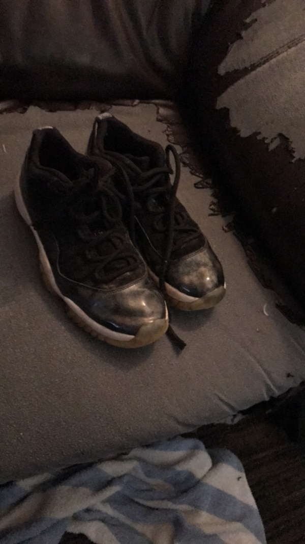 a5aa347480dc Used Jordan Baron 11 s 6 10 condition needs a cleaning and laces for sale  in St Catharines - letgo