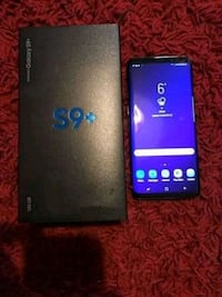 Samsung Galaxy S9 plus negro con caja Madrid, 28039