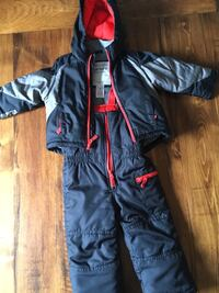Boys snow suit size 2 in great condition Cambridge, N3H 1W4