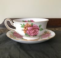 Royal Chelsea tea cup and saucer  Ottawa, K2S 1C9
