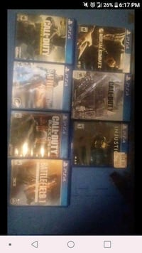 Ps4 games Brownsville, 78521