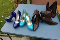 Variety of Womens shoes  Downey, 90242