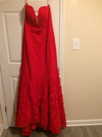 Red Evening/Prom Dress Takoma Park, 20912