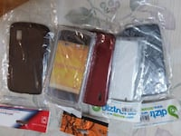 Phone covers, Lg E960, 5 for $5  Hubert, 28539