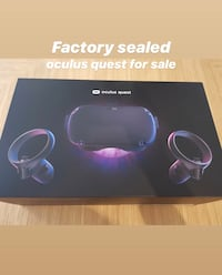 Unopened oculus quest