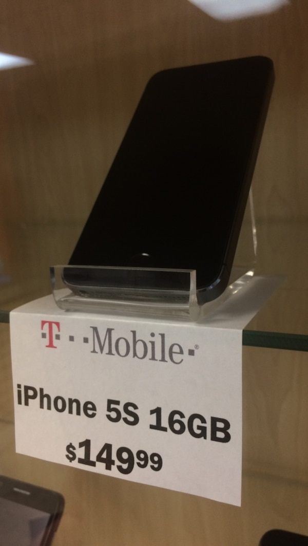 T-Mobile iPhone 5S 16GB