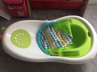 baby's white and green bather 日耳曼敦, 20874