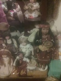 Porcelain dolls price is for all