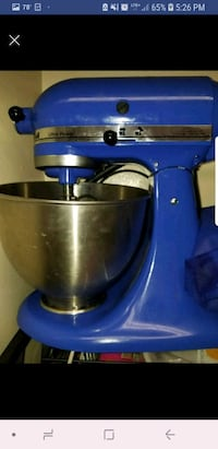 Blue kitchenaid  Chantilly, 20151