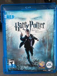 Harry potter and the deathly hollows 1