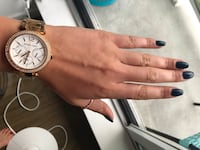 Rose Gold Michael Kors Watch Vancouver, V6B 1W8